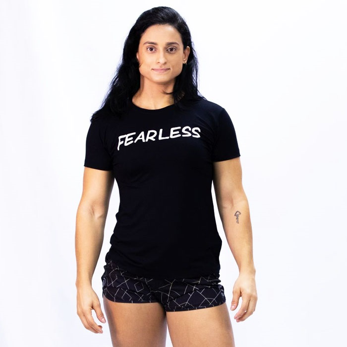 Camisa Fearless