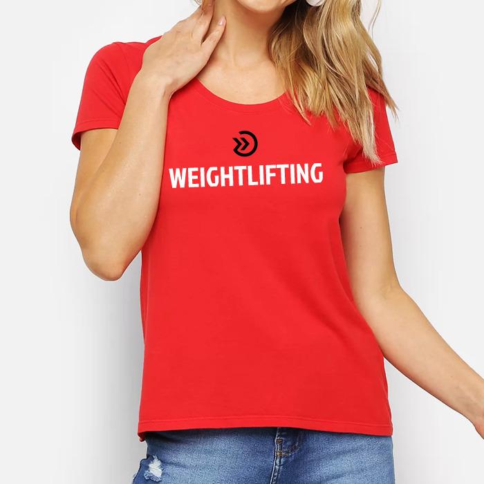 Camisa WEIGHTLIFTING