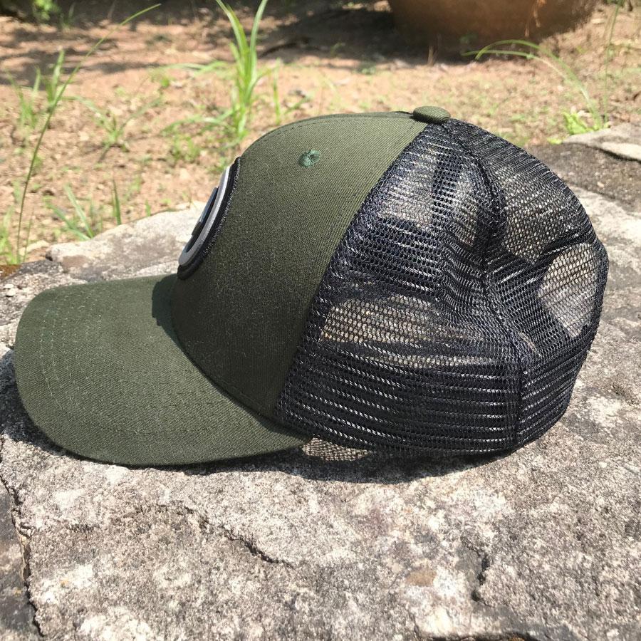 BONÉ ONSET - GREEN ARMY