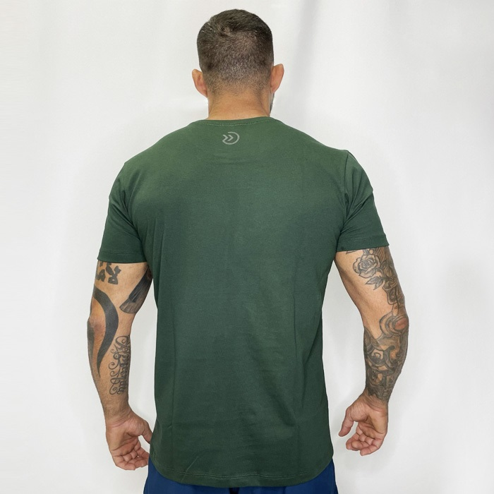 Camisa GREEN BLACK